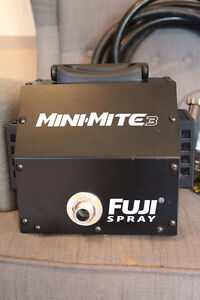 FUJI Mini Mite 3 HVLP Spray System - Mint condition