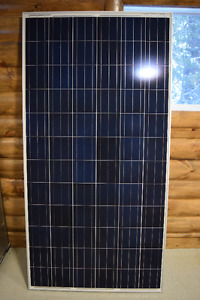 Solar Panels, New, Made in Ontario