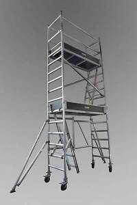 H FRAME FOLDABLE SCAFFOLD 3.6M PLATFORM Revesby Bankstown Area Preview