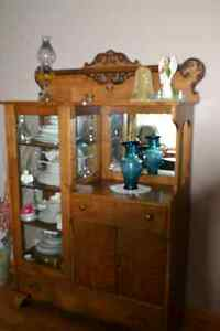 Antique Display Cabinet Belleville Belleville Area image 5
