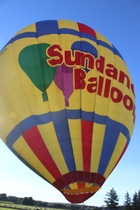 Hot Air Balloon Ride - Sundance Balloons