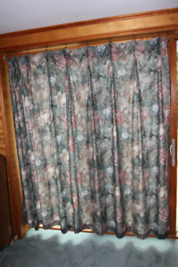 curtain for patio door