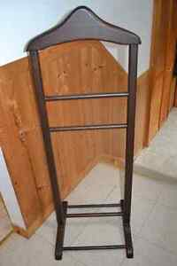 New lower price Valet or Suit Stand Kawartha Lakes Peterborough Area image 1