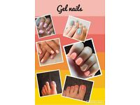 Gel overlays £10 per set by a fully qualified nail technician