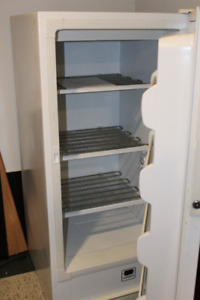 Sold - Upright Freezer with Owner's Manual