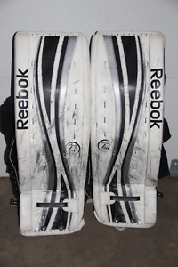 Reebok Pro P4 Pads/Glove and Blocker