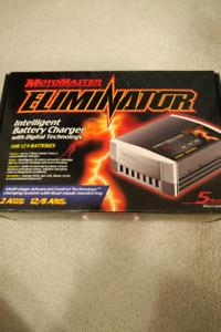 Motomaster Eliminator Intelligent Battery Charger