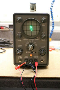 Eico Oscilloscope Wanted  Model 430