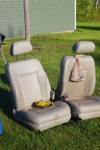 Volvo 6 way seats