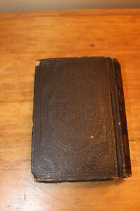 Old Hoyle's Game Book - 1845 London Ontario image 2