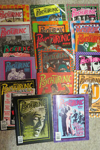 Psychotronic Video Magazines (17) $45 OBO for the lot London Ontario image 1