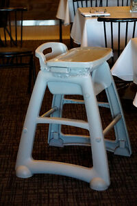 High Chair by Rubbermaid