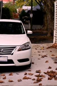 2014 Nissan Pulsar ST Sedan for Rent