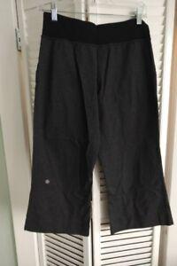 Lululemon Still pants size 2 grey