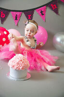 Is your baby about to be 1? Time for a cake smash AI Photography