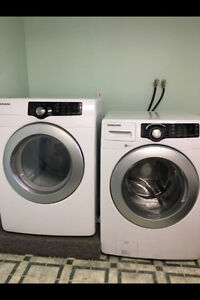 Samsung washer and dryer for sale!
