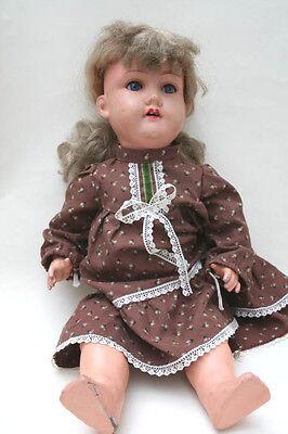 Puppe , Puppenmädchen - Armand Marseille