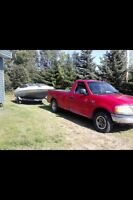 2003 ford f150 for trade