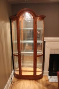 Gorgeous Display Cabinet