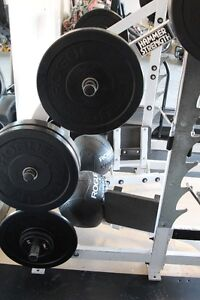 Hammer Strength Squat Rack Strathcona County Edmonton Area image 2