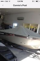 Boat and motor package deal