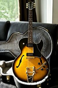 1995 Gibson ES 135 Tobacco Sunburst