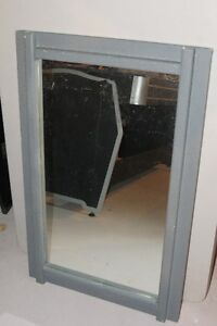 HANGING FRAMED MIRROR