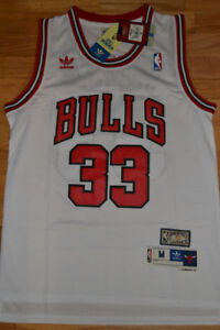 **NEW w tags Scottie PIPPEN All Embroidered Jersey***