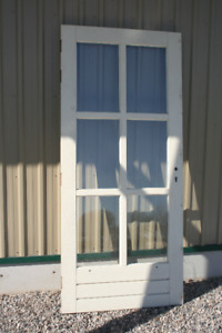 New Solid Wood Windows and Doors - Interior Exterior