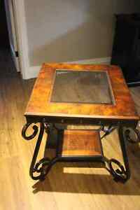 Coffee and two end tables London Ontario image 2