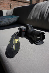 Nikon D7000 in Perfect Working Condition
