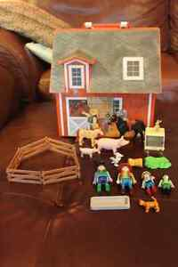 Playmobil Take Along Farm with Accessories
