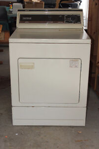 Admiral Electric Dryer - $80
