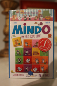 Mindo (Logic Game for Beginners)