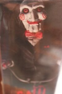 Jig Saw Killer Collectible Figure (SEALED) (VIEW OTHER ADS)