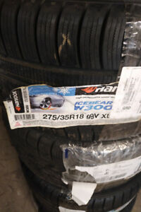 275 35 18 Hankook tire special  set of 4,