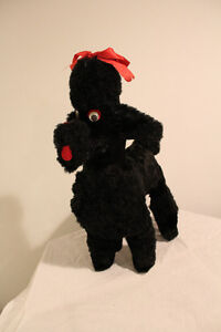 Collectable poodle toy