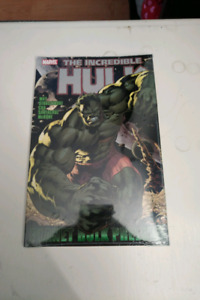 The Incredible Hulk Planet Hulk Prelude Unopen Graphic Novel