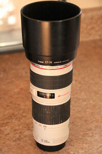 Canon EF 70-200mm f/4L USM Telephoto Zoom Lens for Canon SLR Cam