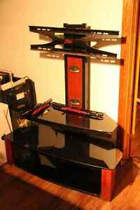 Like New Flat Screen TV stand Peterborough Peterborough Area image 1