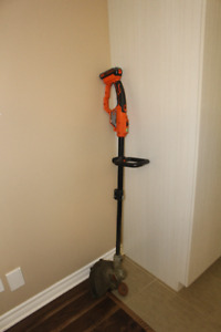 taille bordure <w black and decker .