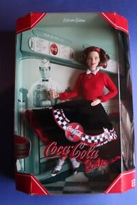 COCA-COLA Barbie Doll (VIEW OTHER ADS)