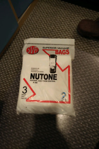 Nutone Central Vacuum Bag (Brand New)
