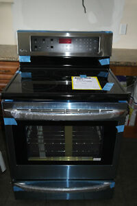 NEW Lg Electric Range InfraRed Grill convection Cuisiniere