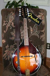 Fender Mandolin brand new!