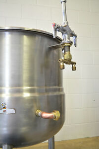 25 Gallon Steam Jacketed Cleveland Kettle Kitchener / Waterloo Kitchener Area image 4