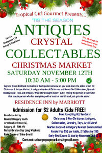 Remembrance Day Long Weekend Antiques & Collectibles Sales