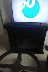 Electric Fireplace - $150 OBO - Will deliver