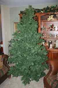 H.  Christmas trees/Small Decorative Trees- SEE PHOTOS