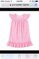 Looking for size 3t night dress